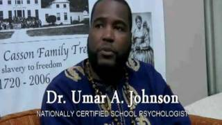Video: History of Homosexuality - Umar Johnson