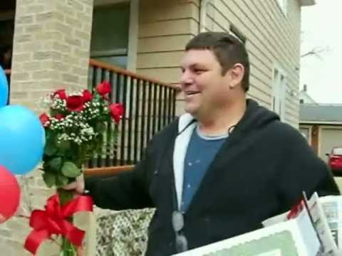 01:40 - Publishers Clearing House November 30th, 2012 Million Dollar