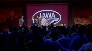 Jawa Motorcycles – Launch Event LIVE 15.11.18