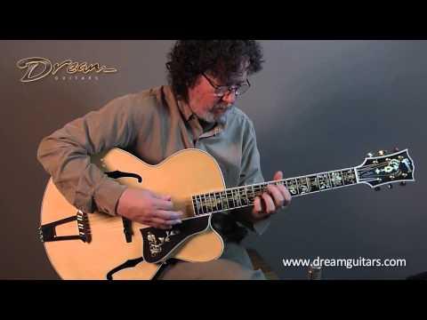 2006 Gibson L-7K Flamed Koa/Engelmann