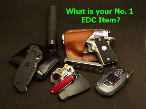 EDC or Everyday Carry