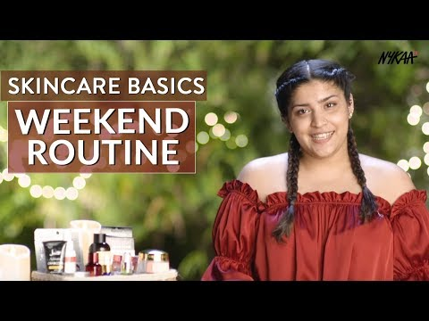 Skincare Basics: Weekend Routine with Shreya Jain