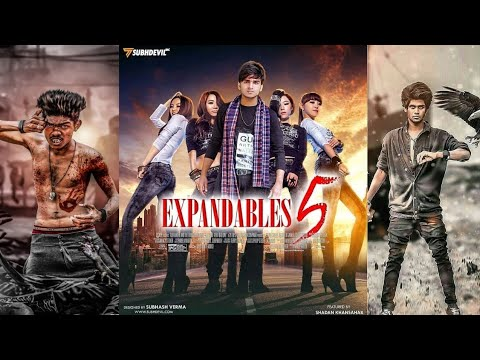 Hollywood Movies Poster Editing In Picsart || Poster Editing In Picsart || Picsart Editing