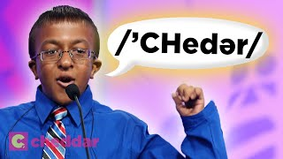 The Spelling Bee Isn't Just About Memorization - Cheddar Explains