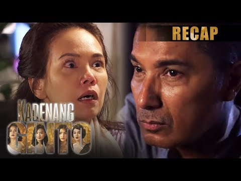 Robert escapes from Eva | Kadenang Ginto Recap (With Eng Subs)