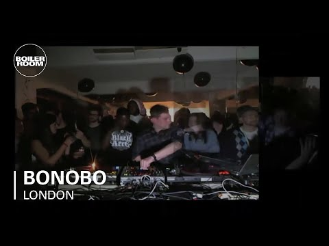 Bonobo 50 min Boiler Room DJ set