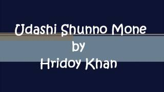 Hridoy khan new song udasi