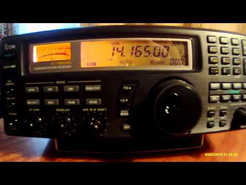 14165khz,Ham Radio,ER9V(CHISINAU,Moldova)