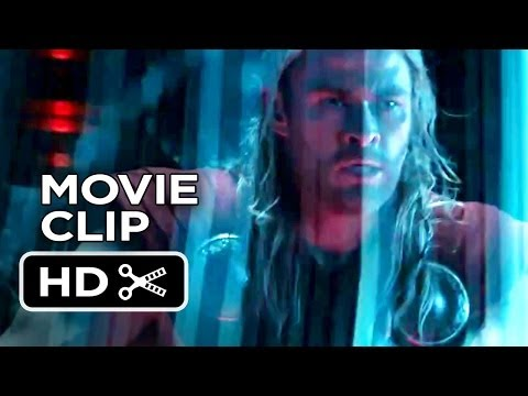 Thor The Dark World Official Clip Escape From Asgard 2013 ...
