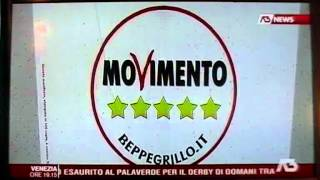 Antenna 3  - Movimento 5 Stelle.flv