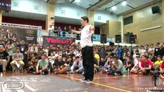 Popping Semifinal-1 Dandy vs Hoan | 20140302 OBS Vol.8