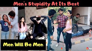 Men Will Be Men || Boys Ki Bewkufiyan At Its Best || #highintheattic #tiktok #vigo #like #togetu