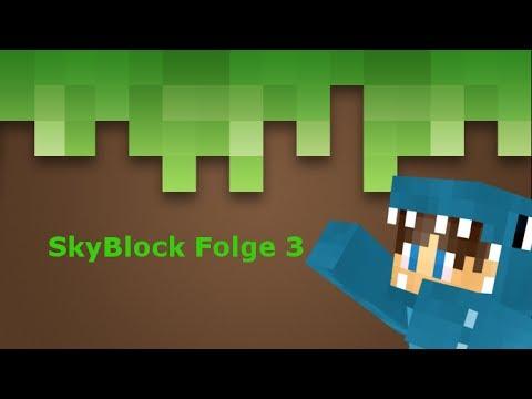 Minecraft SkyBlock Server 1.7.2 Projekt #3 -Neue Mitspieler :)