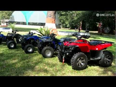 Nebula Automotive launches all-new range of high-end ATVs in India