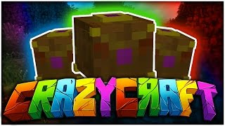 Minecraft: PANDORA OVERLOAD | CRAZY CRAFT 3 - Ep: 02