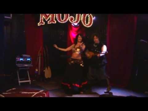 Viviana dances to Brett Alexander Zwerdling song Conversation