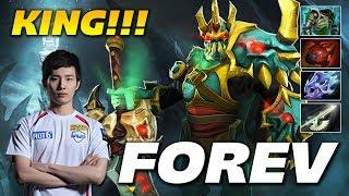 Forev Wraith King CARRY | Dota 2 Pro Gameplay