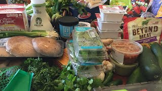 REALISTIC Vegan Family Grocery Haul | Brown Vegan