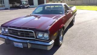 1973 Ford Ranchero 460