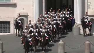 Military Parade Italy - National Anthem