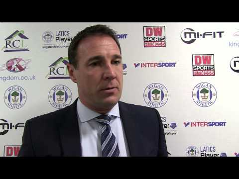 REACTION: 'We threw everything at them' - Malky Mackay post Leeds United