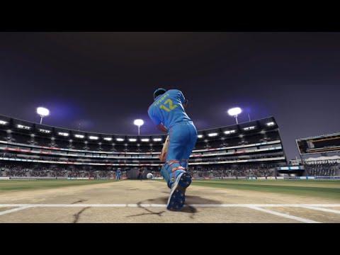 Don Bradman Cricket 14 - INDIA VS AUS 2014 Full Match HD