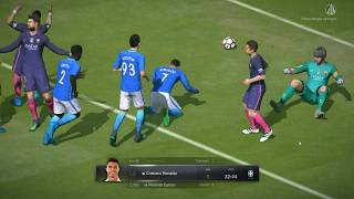 FifaOnline3 Barca VS CoachOmAL2 (TIKI TAKA Gameplay)