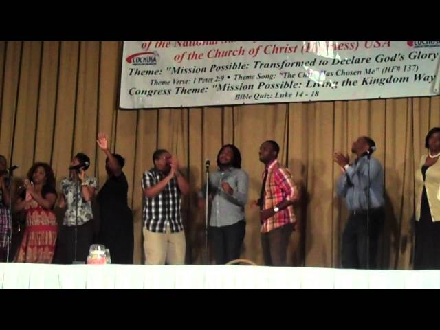COCHUSA CONGRESS PRAISE TEAM 2010