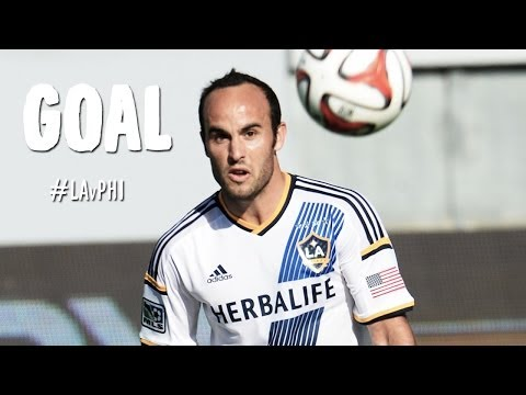 GOAL: Landon Donovan nets 135, breaks MLS record