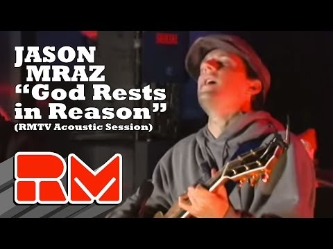 Jason Mraz - God Rests In Reason