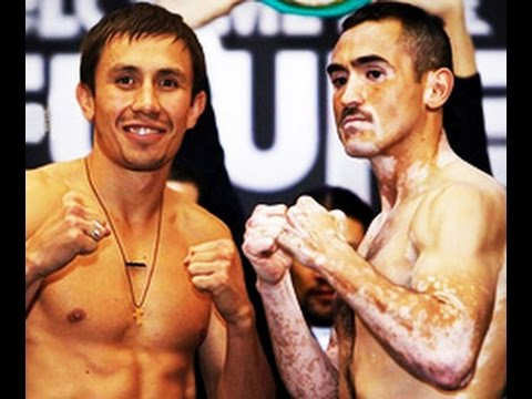 """Images Of Gennady """"GGG"""" Golovkin vs Marco Antonio Rubio - Images Of All"""