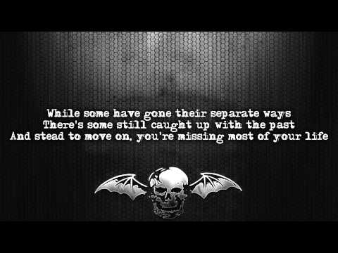 Avenged Sevenfold - Until The End [lyrics On Screen] [full Hd] video