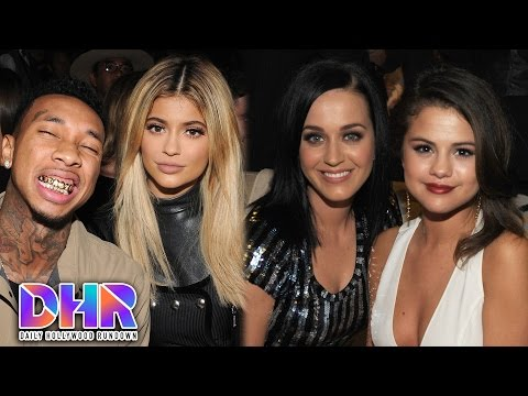 Kylie Jenner Breaks Up With Tyga? Katy Perry Responds To Selena Gomez & Orlando Bloom (DHR)