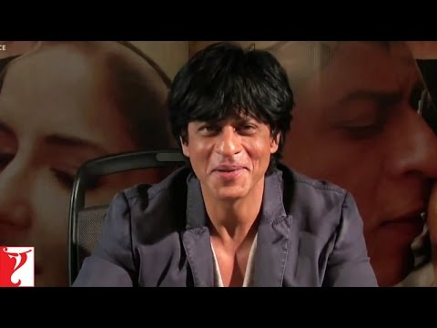 Live Video Chat With Shah Rukh Khan - Part 3 - Jab Tak Hai Jaan