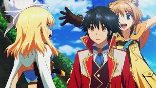 Top 10 Anime Where Main Character Is Transferred To Another World [HD]