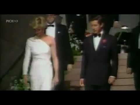 Princess Diana ~ Her best entrance ever!