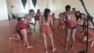 Basotho traditional song mokopu