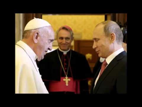 Pope tells Putin: 'Sincere' peace efforts needed for Ukraine