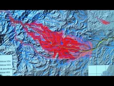 Ecuador y Colombia realizan monitoreo conjunto a los volcanes Chiles y Cerro Negro