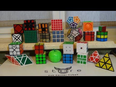 Вся моя коллекция головоломок