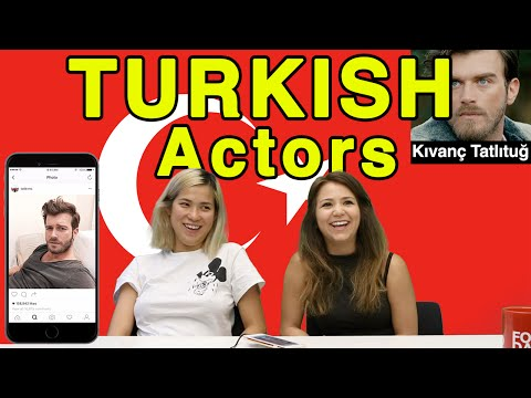 Americans React To Turkish Actors