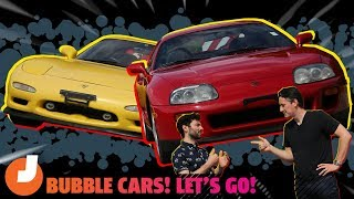Supra Vs RX-7: 1990s Dream Car Showdown! ✨