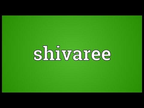 Header of shivaree