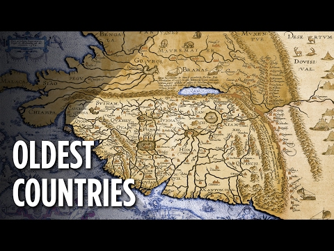 These Are The World's Oldest Countries