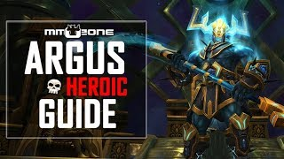 Argus - Antorus Raid Guide (Deutsch)