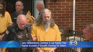 Jury Deliberations Continue In Jew Lee Kaplan Sex Abuse Trial for Fucking Kiddies