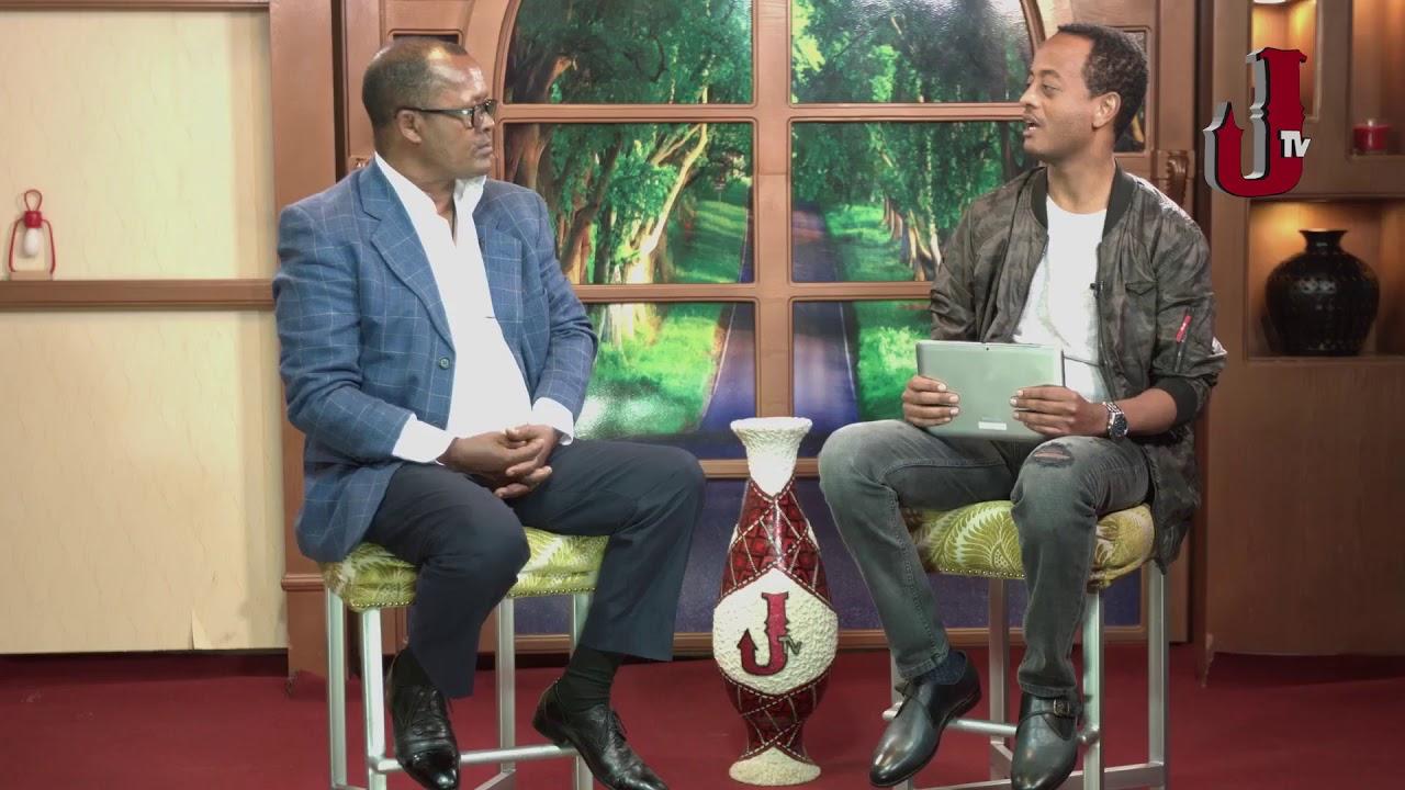 "Jossy ""Min Addis?"": Talk With Artist Getachew Asefa - ቆይታ ከተዋናይ ጌታቸው አሰፋ ጋር"