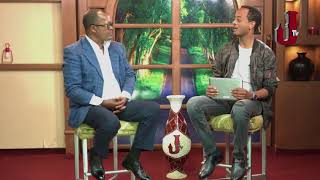 "Jossy ""Min Addis?"" interview with Artist Getachew Asefa"