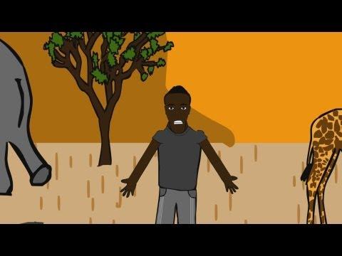 GETTING PISSED ON - KSI Animated #1
