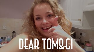 Dear Tom&Gi | The One When It's Thursday